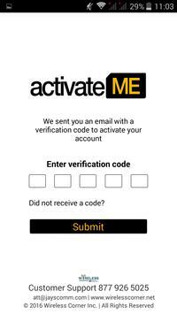 activate ME apk screenshot