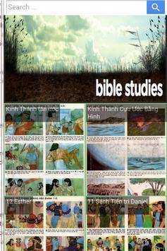 Kinh thánh bằng hình poster