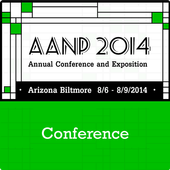 AANP 2014 Conference icon