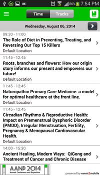 AANP 2014 Conference poster