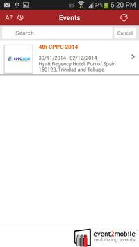 Caribbean Procurement apk screenshot