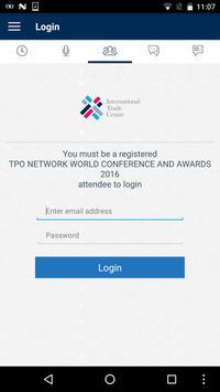 ITC Events apk screenshot