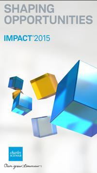 IMPACT 2015 poster
