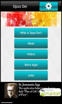 Opus Dei News poster
