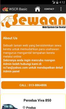 WSCR Basic poster