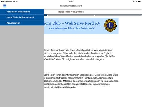 WebServeNord apk screenshot