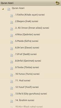 Quran-Kerim,Kuran apk screenshot