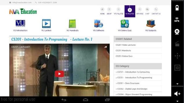 NVAEducation apk screenshot