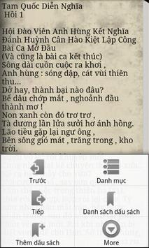 Tam quốc diễn nghĩa( offline) apk screenshot