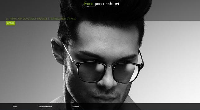 Cerca parrucchieri apk screenshot