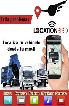 Locationbird poster