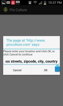 PinCulture apk screenshot