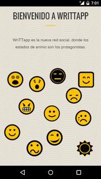 WriTTapp - Red Social poster