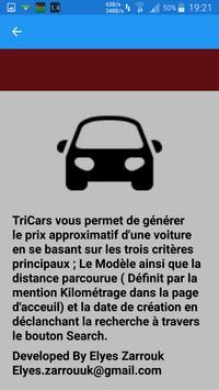 TriCars apk screenshot