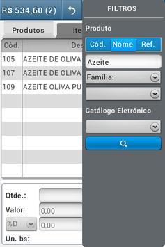 TOTVS GeoSales apk screenshot