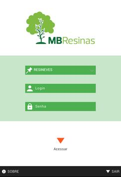 MBResinas poster