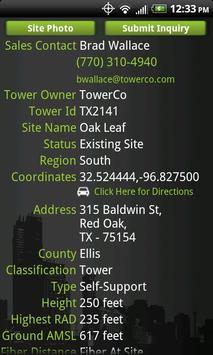TowerCo On-the-Go apk screenshot