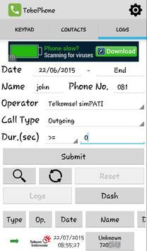TOBO Phone (Beta ver.) apk screenshot