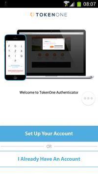 TokenOne apk screenshot