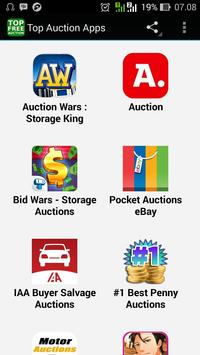 Top Auction Apps poster