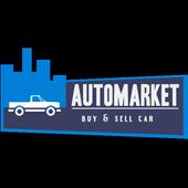 Car market icon