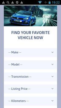 Car market poster
