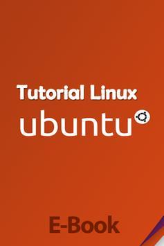E-Book Tutorial Linux Ubuntu poster