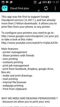 Top Cloud Print Apps apk screenshot