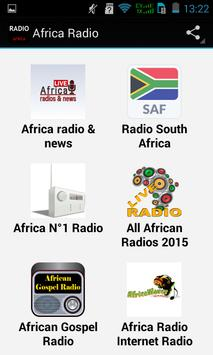 Top Africa Radio Apps poster