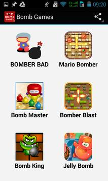 Bomb Games apk screenshot