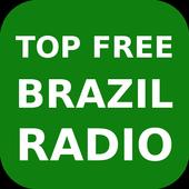 Top Brazil Radio Apps icon