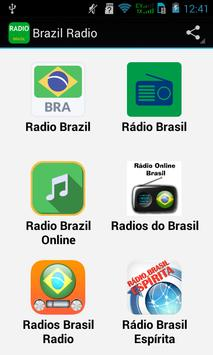 Top Brazil Radio Apps poster