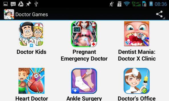 Top Doctor Games apk screenshot