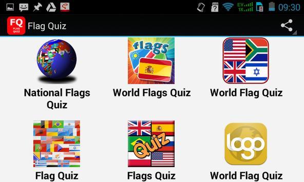 Top Flag Quiz apk screenshot