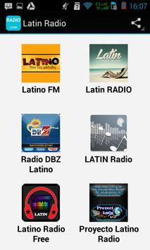 Top Latin Radio Apps poster