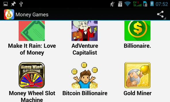 Top Money Games apk screenshot