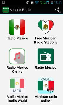 Top Mexico Radio Apps poster