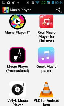 Top Music Player apk screenshot