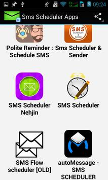 Top SMS Scheduler apk screenshot