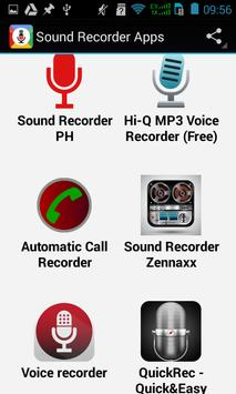 Top Sound Recorder apk screenshot