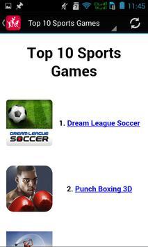 Top Sport Games poster