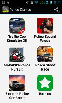 Top Police Games apk screenshot
