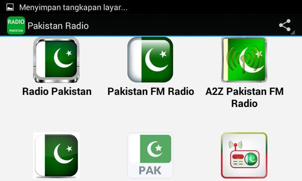Top Pakistan Radio Apps apk screenshot