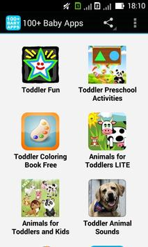 100+ Baby Apps poster
