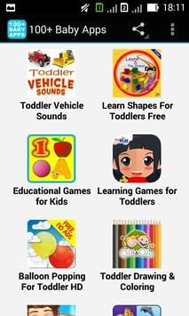 100+ Baby Apps apk screenshot