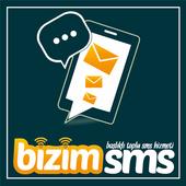 Bizim SMS   Pratik Panel icon