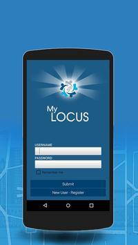 My Locus poster