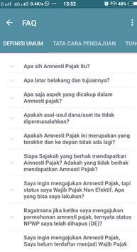 Pengampunan Pajak-Tax Amnesty apk screenshot