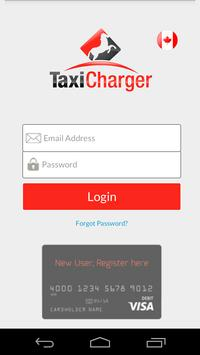 Taxi Charger Driver Card (CAN) poster