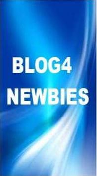 Blogging Tips poster